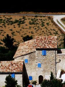 Traditional Farmhouse (Mas) Near Forcalquier, Forcalquier, France by Jean-Bernard Carillet