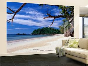 Tropical Beach on Nosy Iranja by Jean-Bernard Carillet