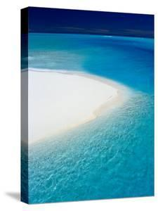 White Sand and Blue Water, New Caledonia by Jean-Bernard Carillet
