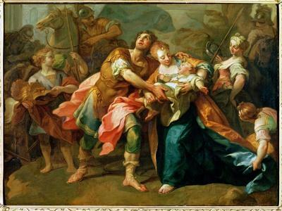 Hector Bidding Farewell to His Son and Andromache