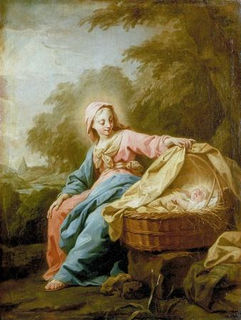 Rest on the Flight into Egypt, 1756