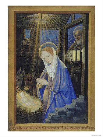 Nativity, c.1500