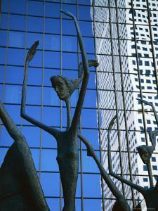 Ballet Sculpture, 16th Street Mall, Denver, Colorado, USA by Jean Brooks