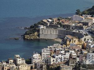 Castallammare Del Golfo, Trapani Province, Sicily, Italy, Mediterranean, Europe by Jean Brooks