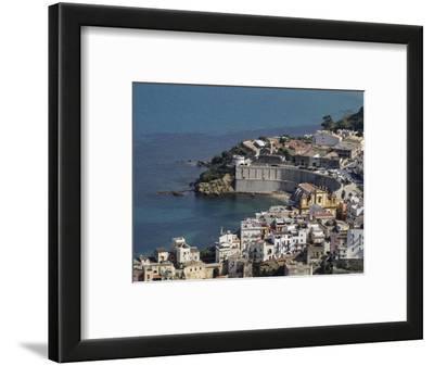 Castallammare Del Golfo, Trapani Province, Sicily, Italy, Mediterranean, Europe
