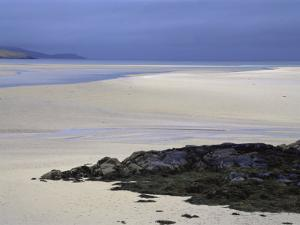 Luskentyre Beach, Isle of Harris, Outer Hebrides, Western Isles, Scotland, United Kingdom by Jean Brooks