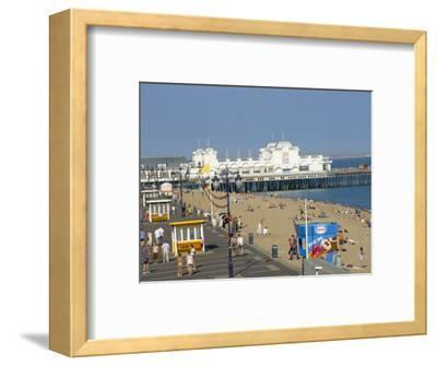 Pier and Promenade, Southsea, Hampshire, England, United Kingdom