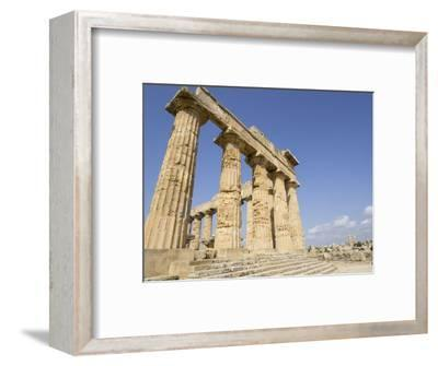 Temple of Selinunte, Sicily, Italy, Europe