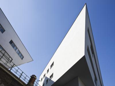 Zaha Hadid Designed Apartments, Spittelau, Vienna, Austria, Europe by Jean Brooks