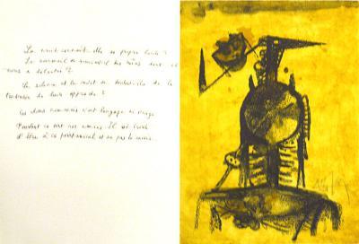 Jean Cassau-Wintredo Lam-Limited Edition