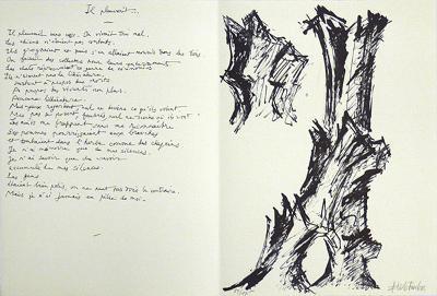 Jean Cassau-Fritz Wotruba-Limited Edition
