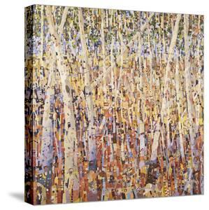 Birch Forest by Jean Cauthen