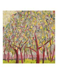 Gold Orchard by Jean Cauthen