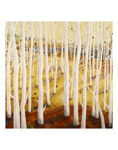 In A Yellow Wood by Jean Cauthen