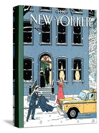 The New Yorker Cover - February 10, 1997