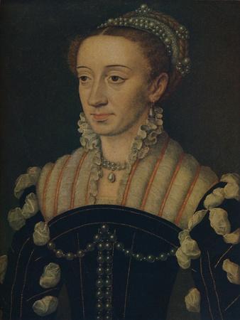 'Margaret of Navarre', c1563