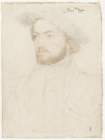 Portrait de François de Rohan, seigneur de Gié (1515-1560)