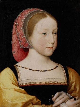 Portrait of Charlotte of France, C.1522