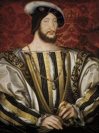 Portrait of François I, King of France