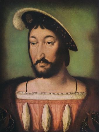'Portrait of Francois I of France', c16th century