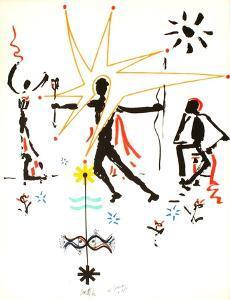 L'âge du verseau : l'étoile by Jean Cocteau
