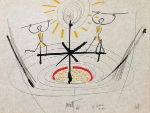 L'Âge Du Verseau : La Balance by Jean Cocteau