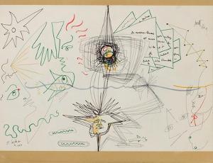 L'âge du verseau : les lettres I by Jean Cocteau
