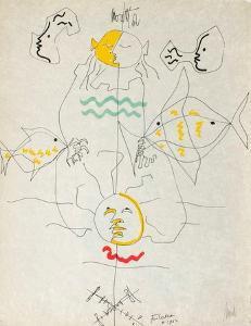 L'Âge Du Verseau : Méditation by Jean Cocteau