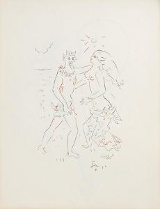 L'Amour d'un Faune by Jean Cocteau