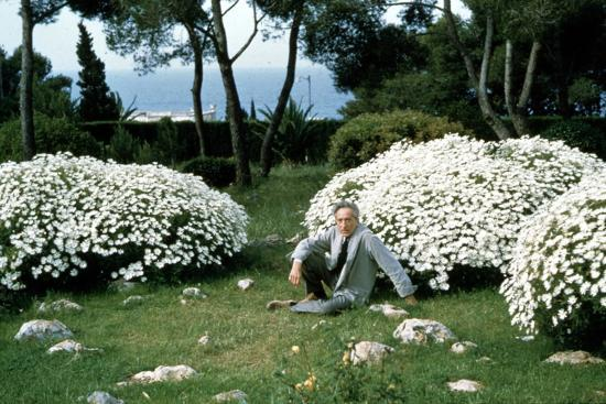 Jean Cocteau-Luc Fournol-Photographic Print