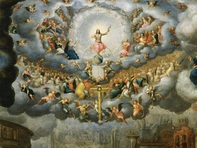 God the Father, from The Last Judgement, c. 1585