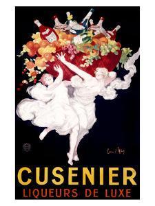 Cusenier Liqueur by Jean D' Ylen
