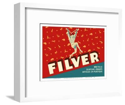 Filver Products - Suspenders, Belts, Ties (Bretelle, Ceinture, Cravate)