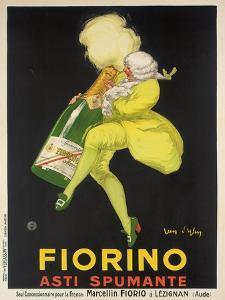 'Fiorino Asti Spurmante.' Werbeplakat für Sekt der Marke Fiorino Asti Spumante. 1922 by Jean D'Ylen