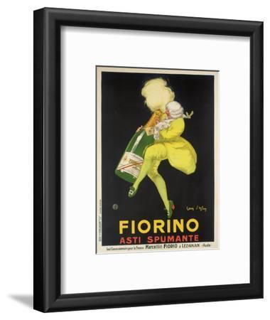 'Fiorino Asti Spurmante.' Werbeplakat für Sekt der Marke Fiorino Asti Spumante. 1922