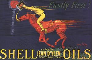 Shell Oils-Easily First! by Jean D'Ylen