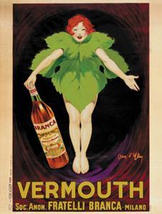 Vermouth Fratelli Branca by Jean D' Ylen