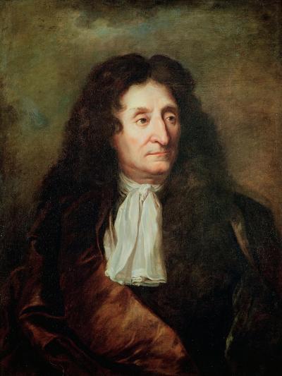 Jean de La Fontaine-Hyacinthe Rigaud-Giclee Print