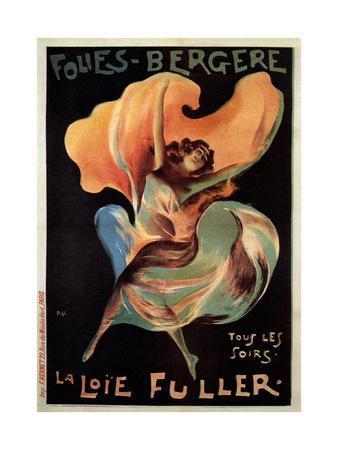 Folies Bergères, 1897