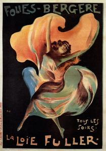 Folies Bergères, 1897 by Jean de Paléologue