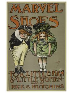 Marvel Shoes little Men & Women by Jean de Paleologue