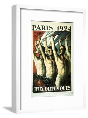 Jeux Olympiques, Paris, 1924