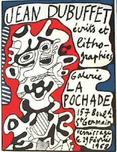 Ecrits Et IIthographies by Jean Dubuffet