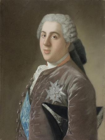 Portrait of Louis, Dauphin of France (1729?176), 1750