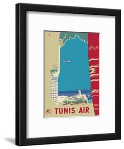 Tunisia, Africa - Tunis Air (Societe Tunisienne de l'Air) by Jean Even