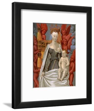 Agnès Sorel (1421-145), Mistress of King Charles VII of France, C1450