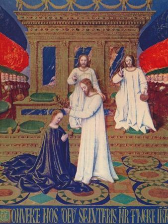 'The Virgin's Coronation', c1455, (1939)