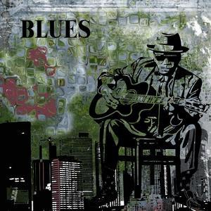 Blues II by Jean-Fran?ois Dupuis