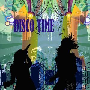 Disco Time by Jean-Fran?ois Dupuis
