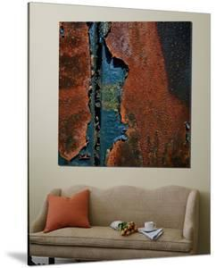 Rustic Abstract I by Jean-Fran?ois Dupuis
